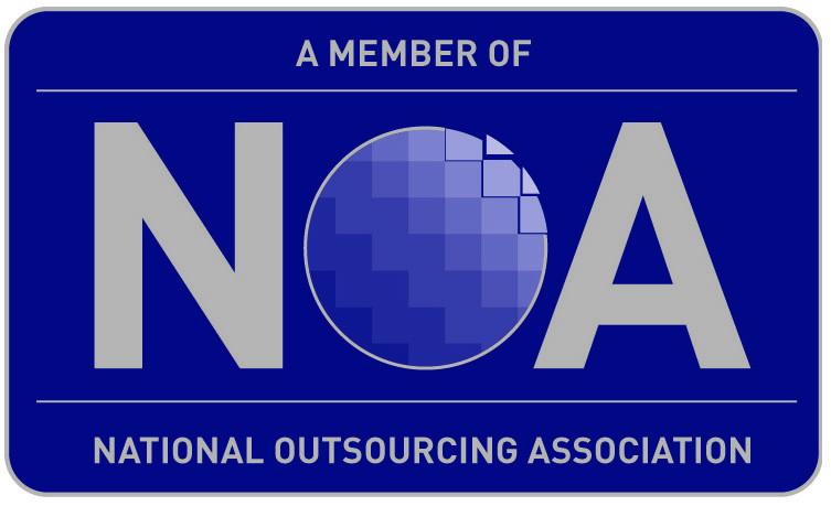 National Outsourcing Association logo